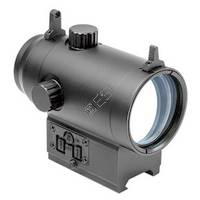 1x42 Tube Dot Reflex Sight with Weaver Mount