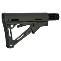 6 Position Fury Stock [fits Tippmann 98, BT4, Omega, Alpha Black, Carver One, Salvo]