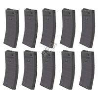 M4 Airsoft Co2 80 Round Magazine - 10 Pack