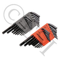 36 Piece Combo Allen Key Set