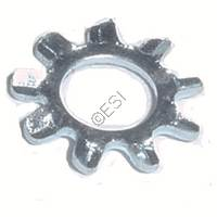 #34 Star Spoked Washer [Raptor] 137525-000