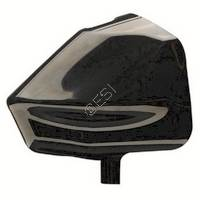 Nose Cone Body Front - Black - 200 Balls