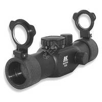 1x30 T-Style Red Dot Sight with Weaver Ring Mount