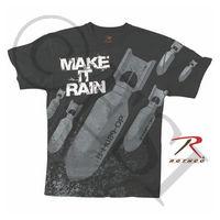 'Make It Rain' Bombs Tshirt
