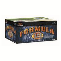 Formula 13 - Case of 2000 Paintballs
