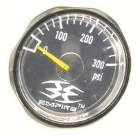 #29 Regulator Gauge (Plain 300 Psi) [TM7] 17672