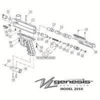 ViewLoader Genesis I Gun Diagram
