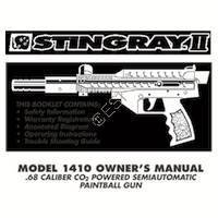 Brass Eagle Stingray Gun Manual